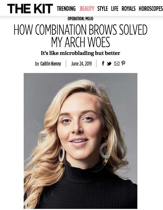 microblading vs ombre powder brow review combination brow