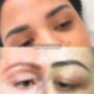 heald microblading eyebrows