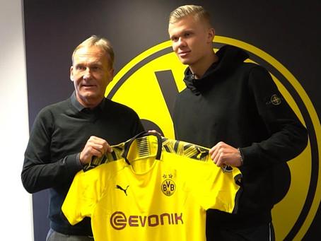 Erling Haaland's Transfer To Borussia Dortmund's True Cost