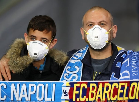 The Coronavirus Has Infected European Soccer: Here Are Its Symptoms