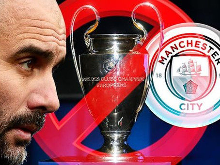 Valentine's Day 2020: The Day UEFA Broke Manchester City's Heart
