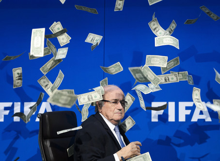 FIFA Awards Yet Another Authoritarian Country