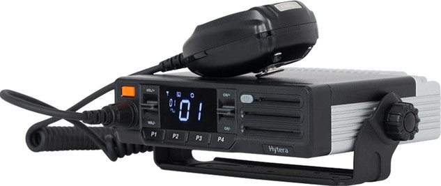 Hytera MD-615 Digital Mobile Two-Way Radio