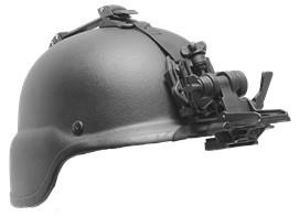Advanced Flip-Up Helmet Mount