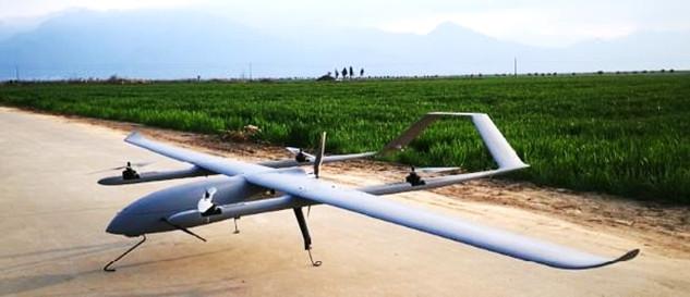 Eagle Hero VTOL Drone