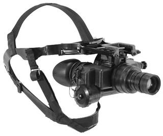 PVS-7 with Standard Head Gear PHG-7