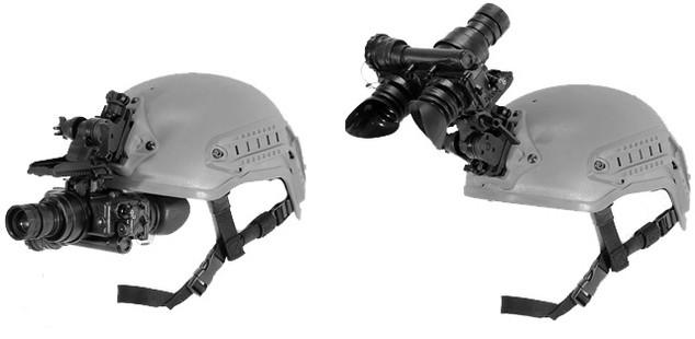 PVS-7 with Advanced Flip-up Helmet Mount