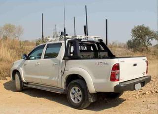 Vehicular Broadband PK-6000 Jammer