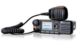Hytera MD-785i Digital Mobile Two-Way Radio