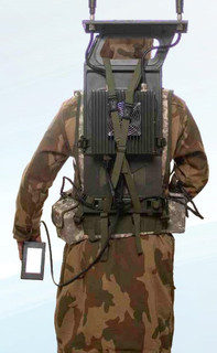 Manpack MP-100 GSM Jammer