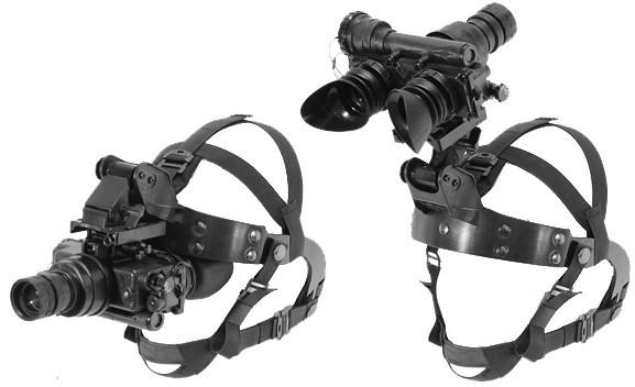 PVS-7 with Flip-up Head Gear HG-714M