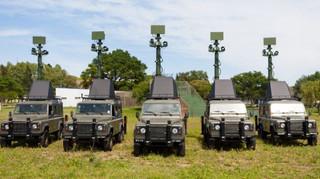 Acar Mobile Ground Surveillance Radar