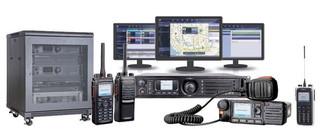 Hytera DMR Smart Dispatch Components
