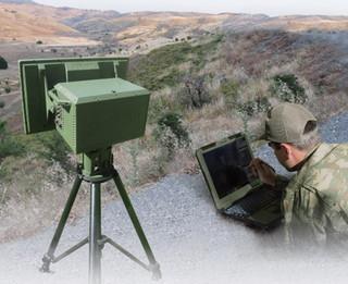 Acar Ground Surveillance Radar