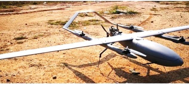 Tiger Shark VTOL Drone