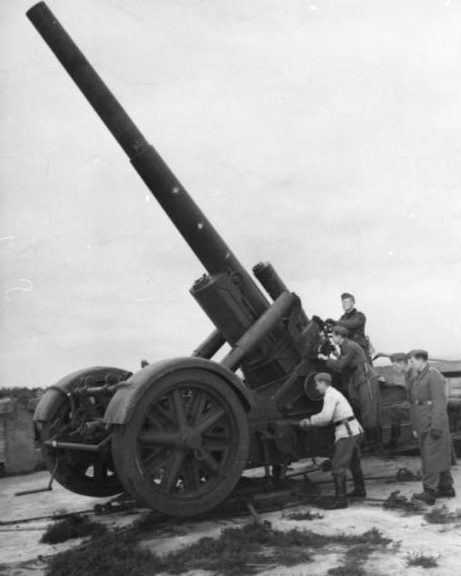 Batterie Ludendorff