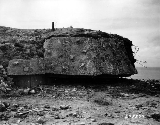 H636 Observation Bunker Pointe Du Hoc