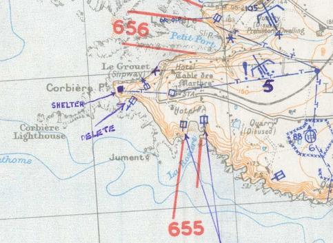 SHAEF 1944 August