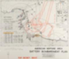 Pointe du Hoc Bombardment Plan