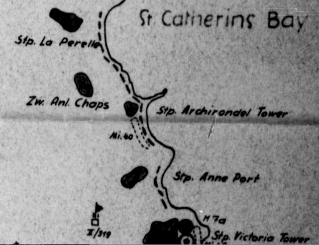 German 1943 Map