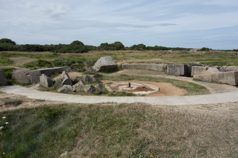 155mm Emplacement