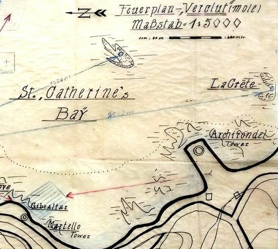German 1943 Infantry Map