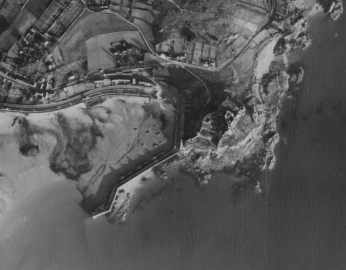 WN Hafen Gorey 1945