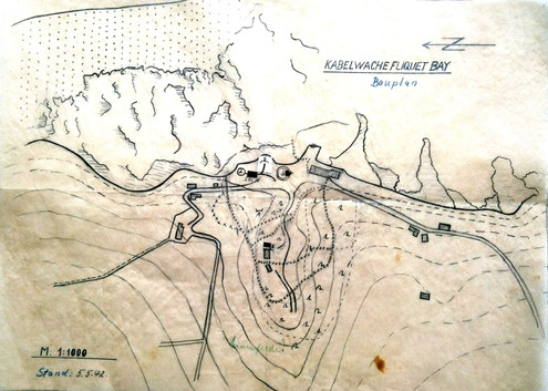 1942 German Map
