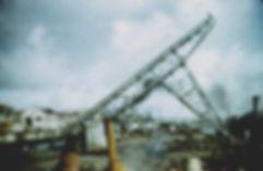 CHERBOURG harbor destruction.JPG