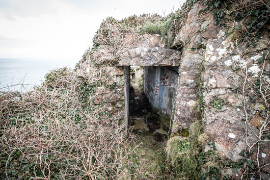 Machine Gun Emplacement and Shelter