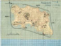 Schmettow Interview Map of Artillery Batteries