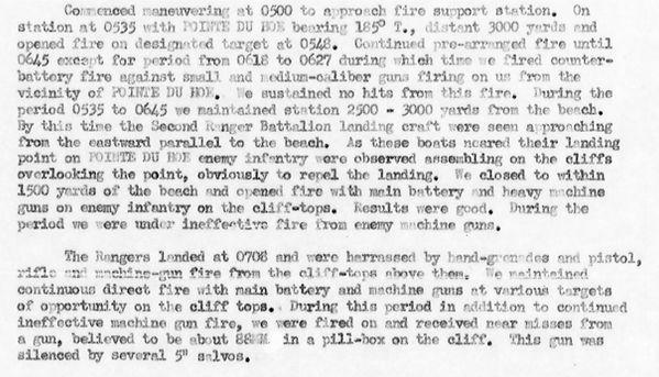 USS Satterlee D626 war diary