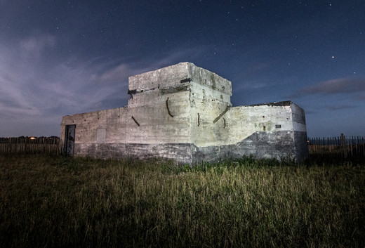 M3 Army Observation Bunker