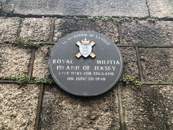 11th Royal Militia Island of Jersey Batt