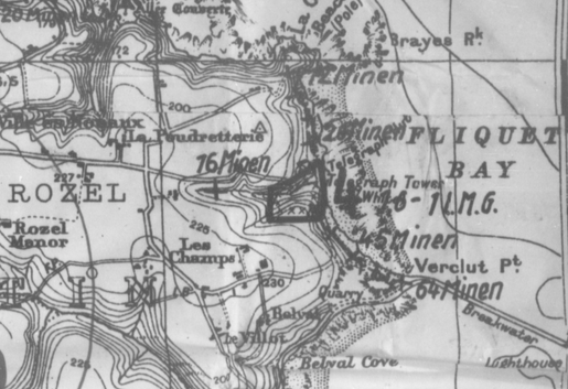 1941 German Map