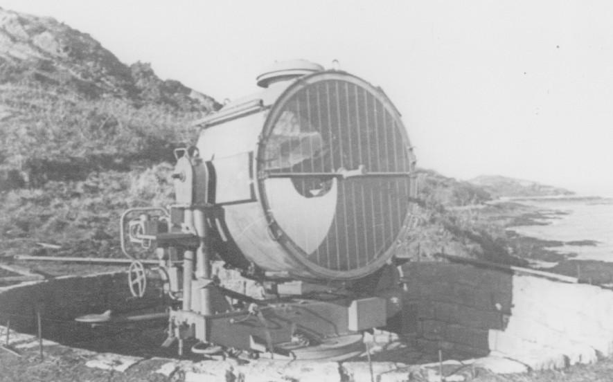 Batterie Haesler 14./ HKAR 1265 Searchlight