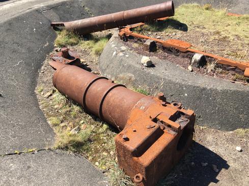 Gun Emplacement 3 Batterie Moltke