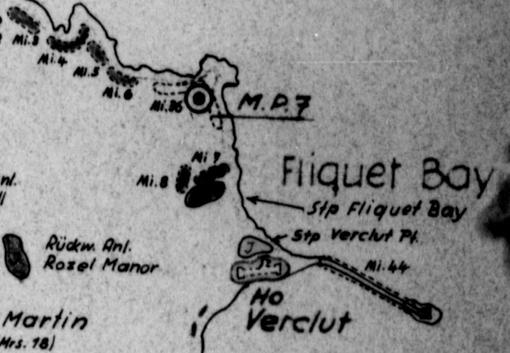 1943 German Map