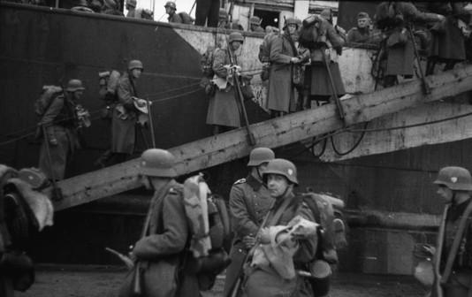 German invasion of Jersey