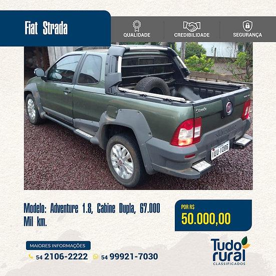 Fiat Strada  Adventure 1.8