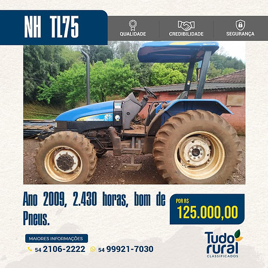 NHTL75/2009/125000