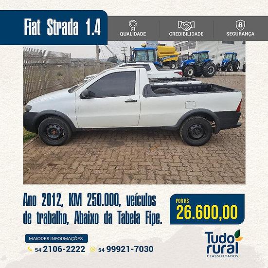FIAT Strada 1.4  Ano 2012