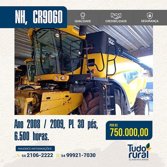 Temos disponível 3 unidades de CR9060  Ano 2008 / 2009