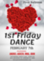 02-2020 1st Friday Ballroom Party, 49 E Lancaster Ave Ardmore Pa 19003, Main Line Ballroom Dance
