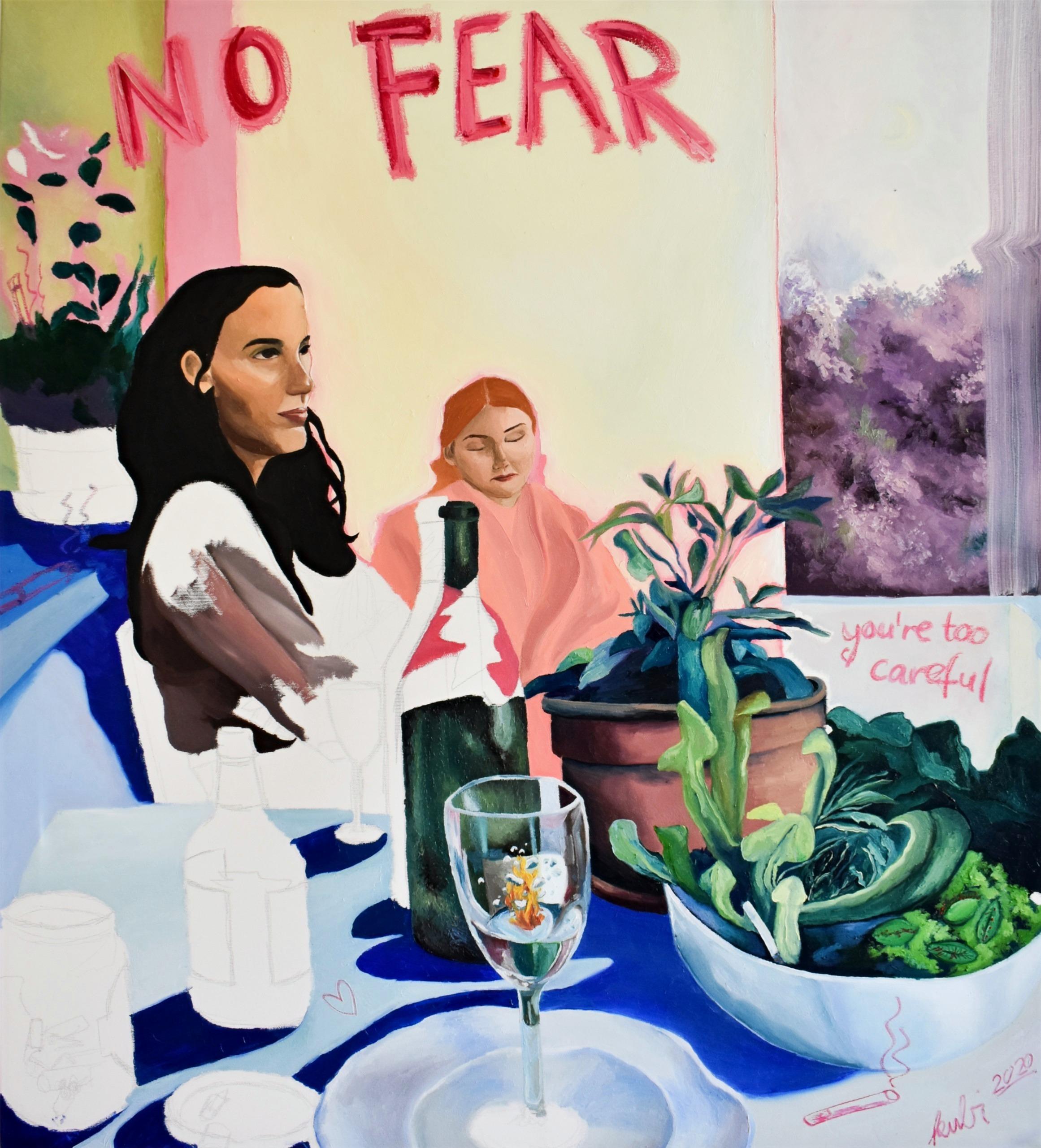 """""""no fear"""""""