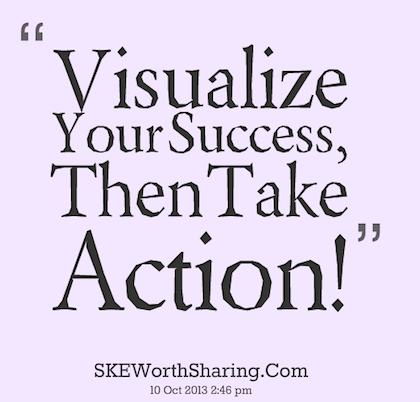 Visualize and Action