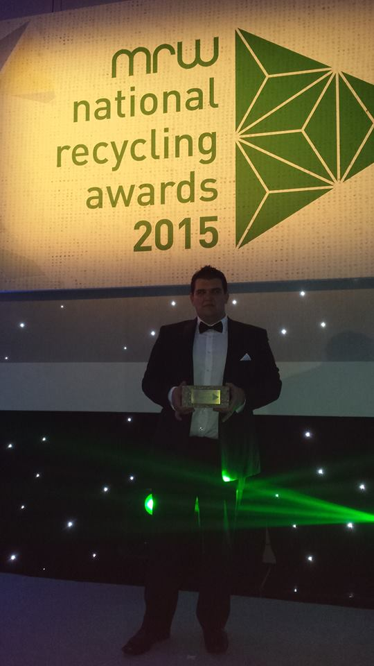 James Eaton National Recycling Award