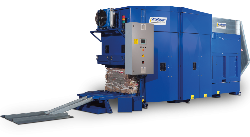 Fully Automated Balers The Baletainer(®) will automise your operation providing  2 tonne per hour of throughput due to its massive rear hopper and feeding system!
