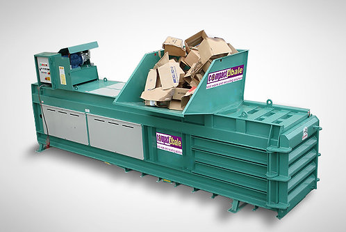 Semi Automatic Baler