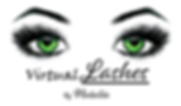 Virtual Lashes Logo
